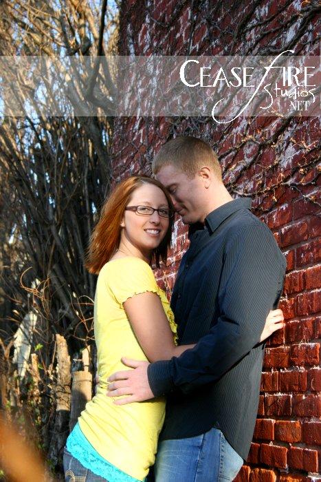 Amanda + Derek