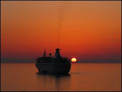 Mykonos - leaving
