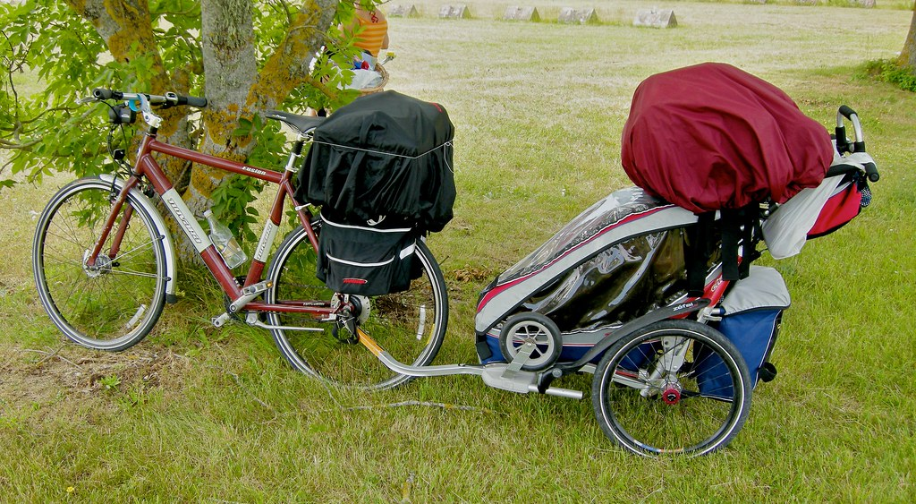 Bicycle Camping on Gotland