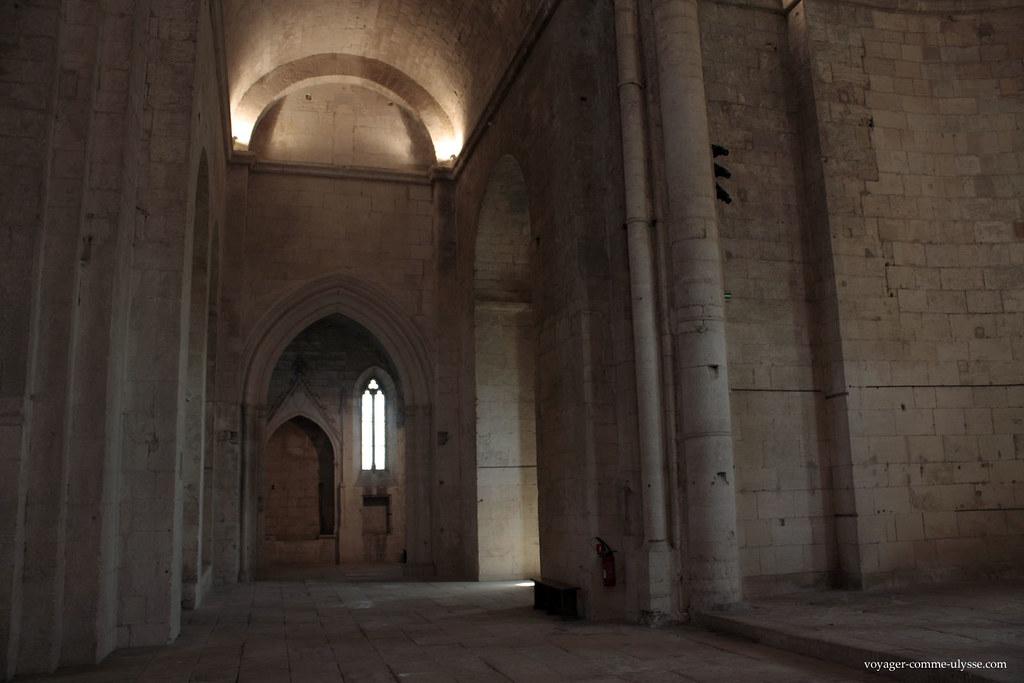 On peut ressentir les influences gothiques