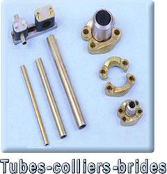 Tubes - Colliers - Brides