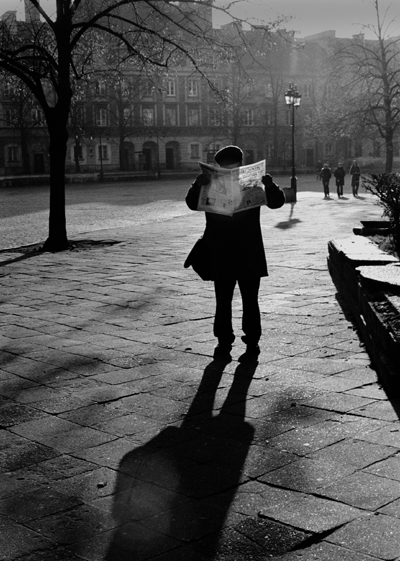 Donata Wenders: News in Warsaw 2006