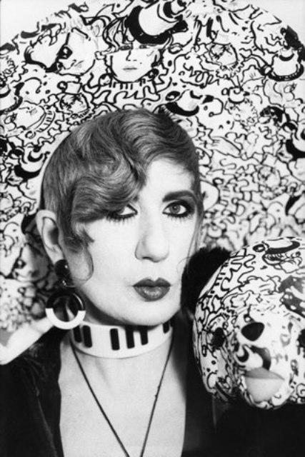 Anna Piaggi 1970