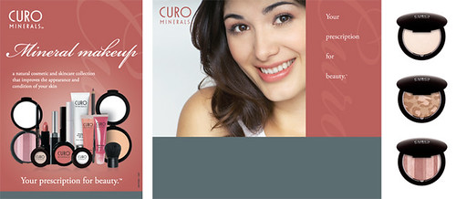 Curo Minerals Packaging & POS