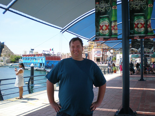 Mike at the Marina - Cabo San Lucas