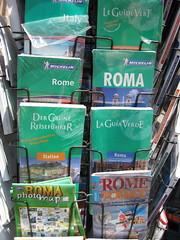 Newstand Rome