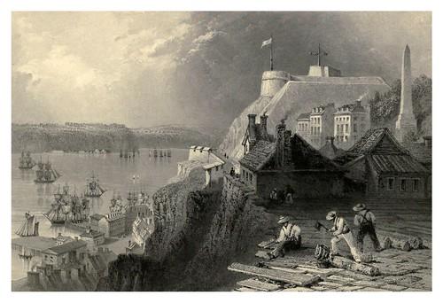 008 La ciudadela de Quebec 1842