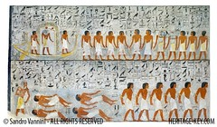 Horemheb's Tomb Wall - Chamber Wall (Sandro Vannini) Tags: archaeology photography ancient tomb egypt artists egyptian pharaoh walls discovery sandro antiquity vannini 19thdynasty amduat bookofgates horemheb heritagekey heritagesite1214 kv57