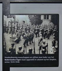 Muiderslot ten tijde van de 2e Wereldoorlog (M.arjon) Tags: rijksmuseum muiderslot marjon muiden waterburcht