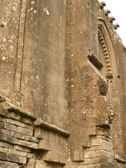 Glastonbury Abbey (ladyJake) Tags: glastonbury somerset westcountry glastonburyabbey isleofavalon england08westcountrylondon