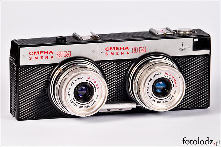 Stereo Smiena 8m