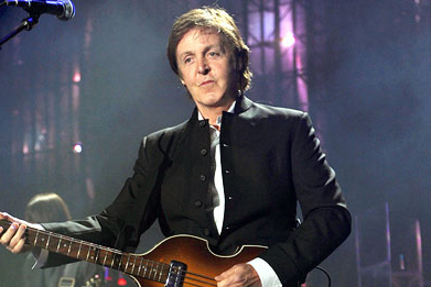 Sir Paul at Cowboys Stadium 3