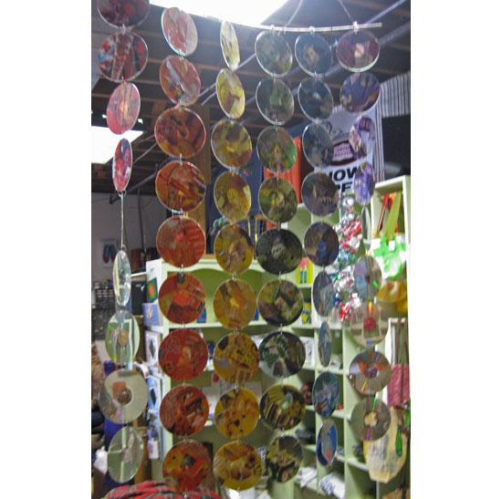 CD room divider