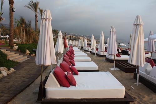 Playa de camas