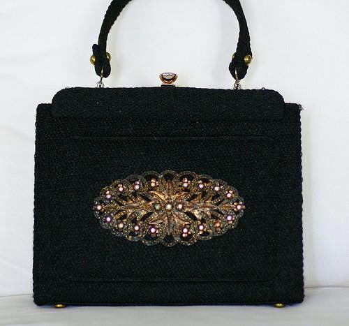 vintage bag, $2