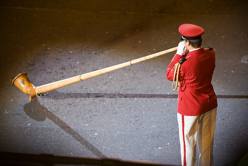 Corps and Musicians of Tonga, Edinburgh Military Tattoo 2009