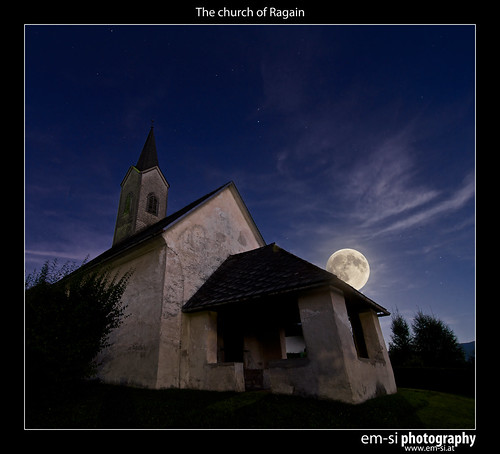 The church of Ragain
