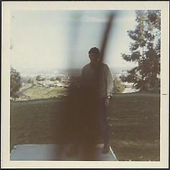 vintage photo 1960s man obscured (Christian Montone) Tags: men 1960s vintagephoto anomalies
