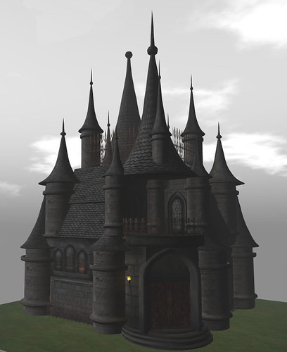 Castle from Luna's Boutique
