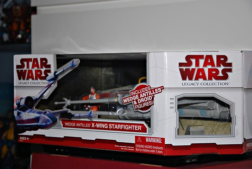 haul 070909_Wedge Antilles X-wing!