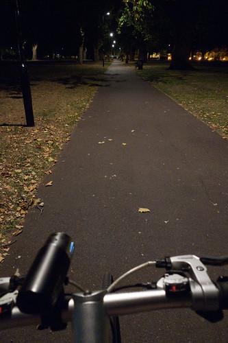 Bike Hero Night Mission