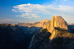 Late Evening Yosemite Half Dome