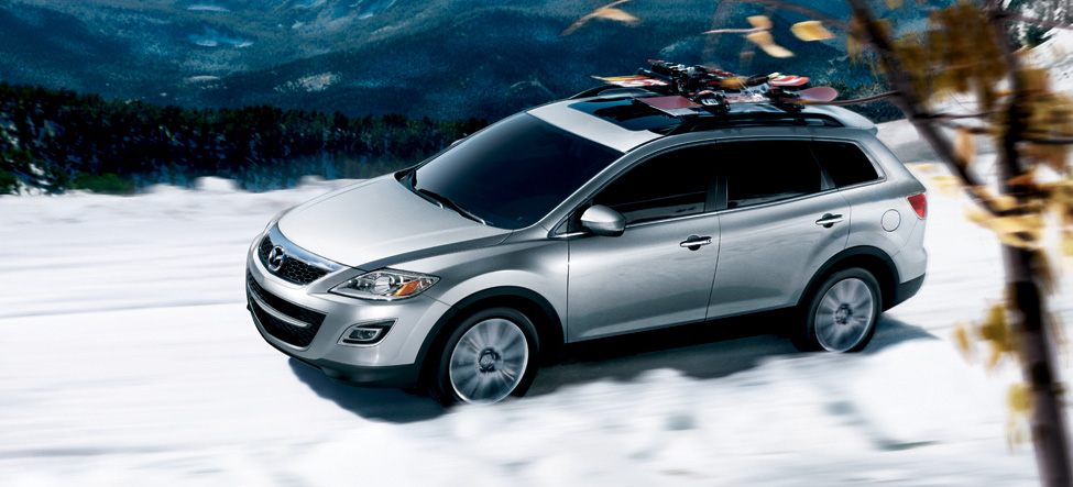 All-Wheel Drive Mazda CX-9