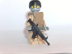 scar v 2,0 (kenneth nielsen a.k.a Qenhyt) Tags: scarv2 0legobrickarmstlcbapaintweaponsweaponmilitary