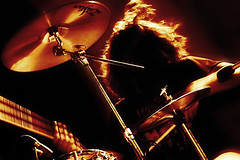 ghost drummer