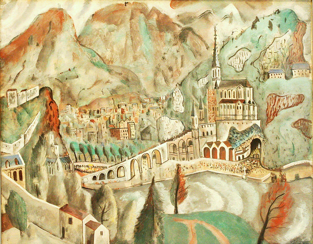 Lourdes1928 - David Jones