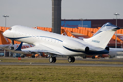 N980GG - Private - Bombardier BD-700-1A10 Global Express - Luton - 090216 - Steven Gray - IMG_9302