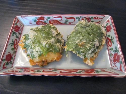 Hamo-tempura