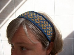 diamant headband