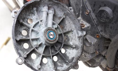 Ducati 900SS Repair #3