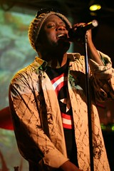 Corey Glover of Living Colour - 9/11/09 Mexicali Live, Teaneck, New Jersey