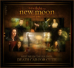 Death Cab for Cutie - Meet Me On the Equinox (The Twilight Saga New Moon) (Jhess Armburo.com) Tags: new original moon motion black robert me collage photoshop movie poster death dawn for book design eclipse video twilight graphics wolf nikki jane marcus vampire alice cab jacob banner dream alec cutie jackson luna edward amanecer stewart header taylor kristen caius bella trailer crepusculo saga nueva meet emmett hale layouts montagens cayo equinox rosalie kellan breaking blend lutz cullen lautner on aro pattinson vulturis