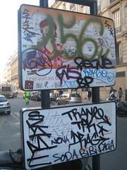 (Style de main) Tags: paris graffiti tag soda bibi dim trane handstyles dacia handstyle reone tpk skame gueuta 5tik streetart156