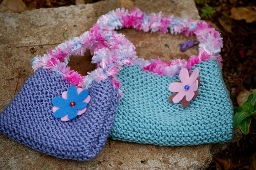 scrappy purses