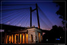 2nd Hoogly Bridge @ night ($our@v) Tags: travel sky reflection night interesting nikon nightshot nikkor calcutta ghat westbengal d90 2ndhooglybridge princepghat princep calcuttakolkata nouka kolkataatnight 18105vr