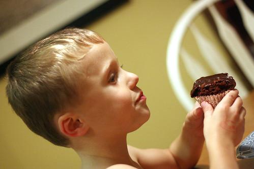 Andrew + Cupcake