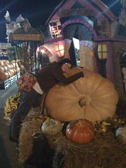 GIANT PUMPKIN AGAIN!