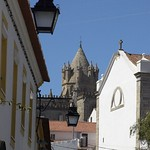 Évora: View of the Cathedral