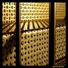 nonslip (sediama (break)) Tags: sun metal stairs germany golden pentax hannover treppe explore dots metall frontpage punkte nonslip k20d sediama rutschfest ©bysediamaallrightsreserved