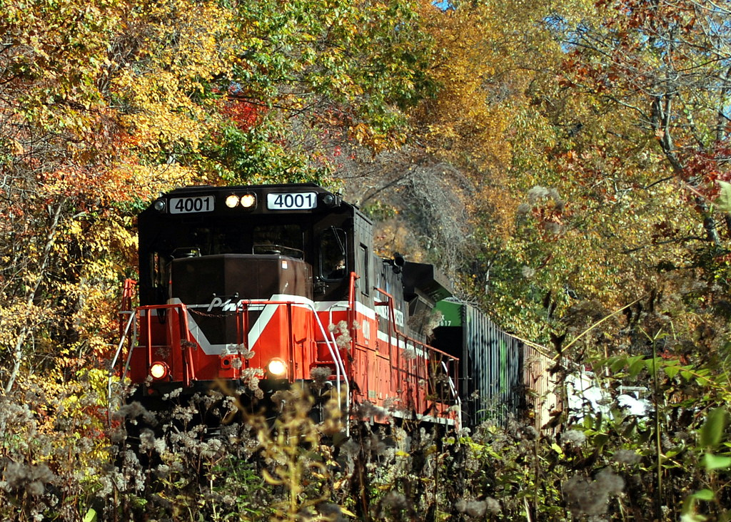 Providence & Worcester RR Engine