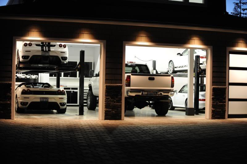 Nice houses/garages. Post them.   NikeTalk
