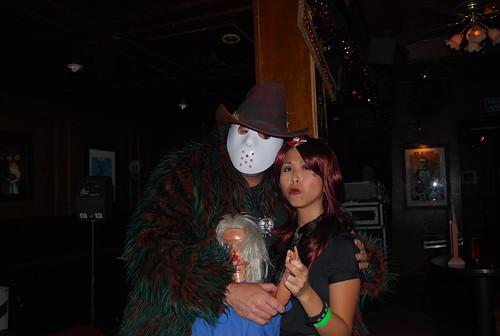 LA Weekly Halloween Karaoke 2009