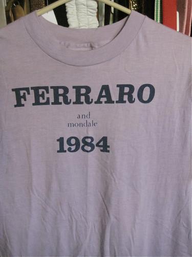 ferraro and mondale