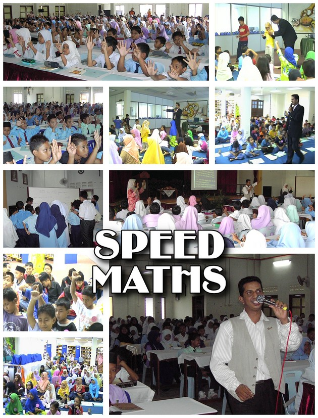 SpeedMaths