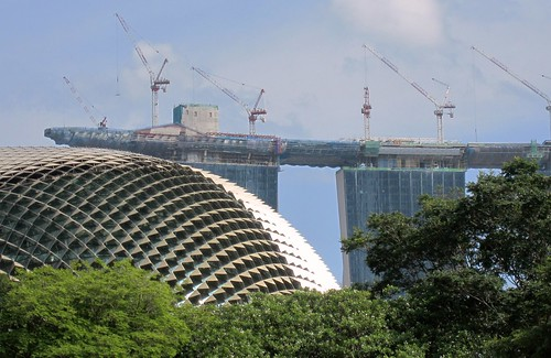Singapore Arc?