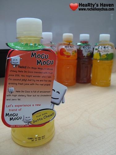 Mogu Mogy Gotta Chew